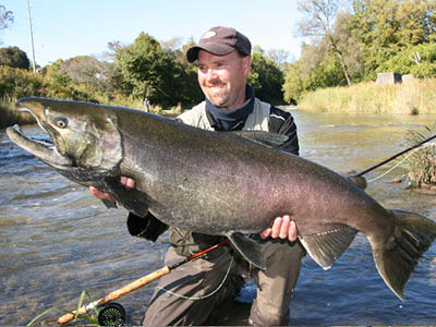 Ontario fly fishing records registry for Ontario fly in fishing